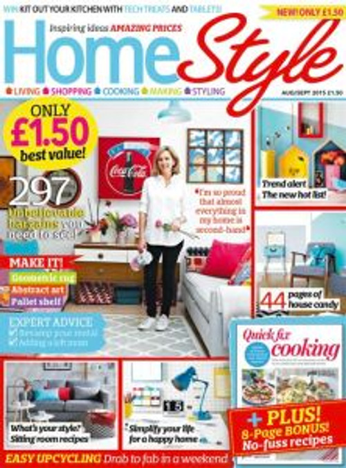 Homestyle cover