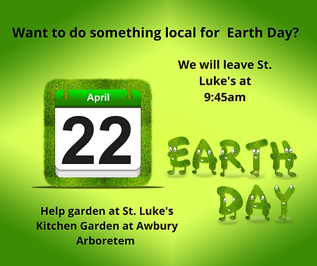 Want to do something local for Earth Day