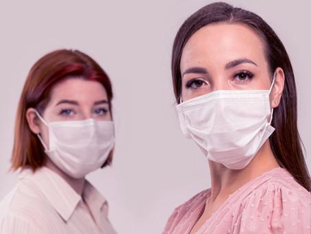 Utiliza tu mascarilla sin temor al daño en la piel