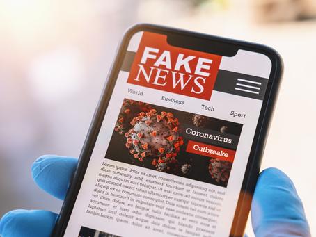 Las Fake News y su afectación en la salud en tiempo de coronavirus
