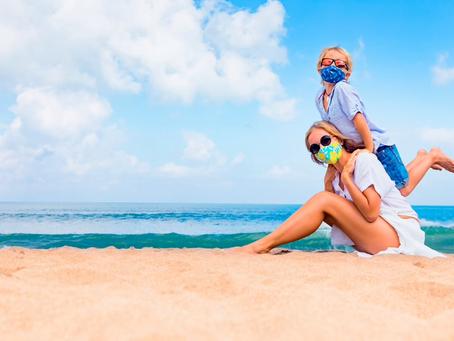 Coronavirus: ¿es obligatoria la mascarilla para ir a la playa?