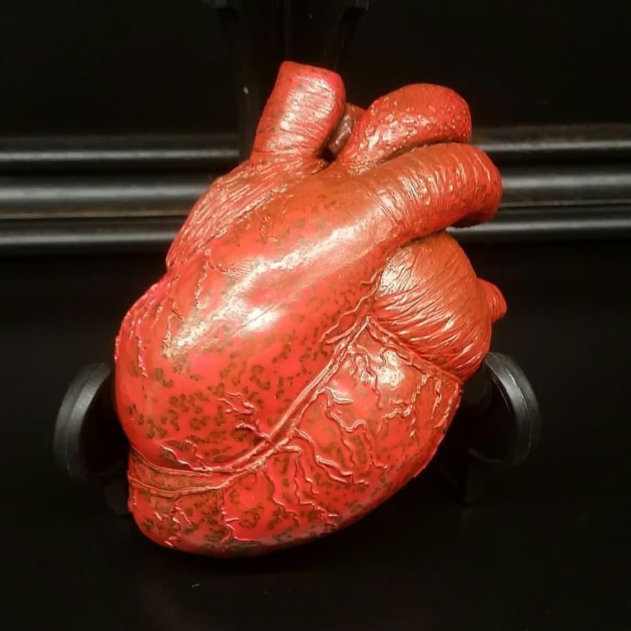 Heavy heart V