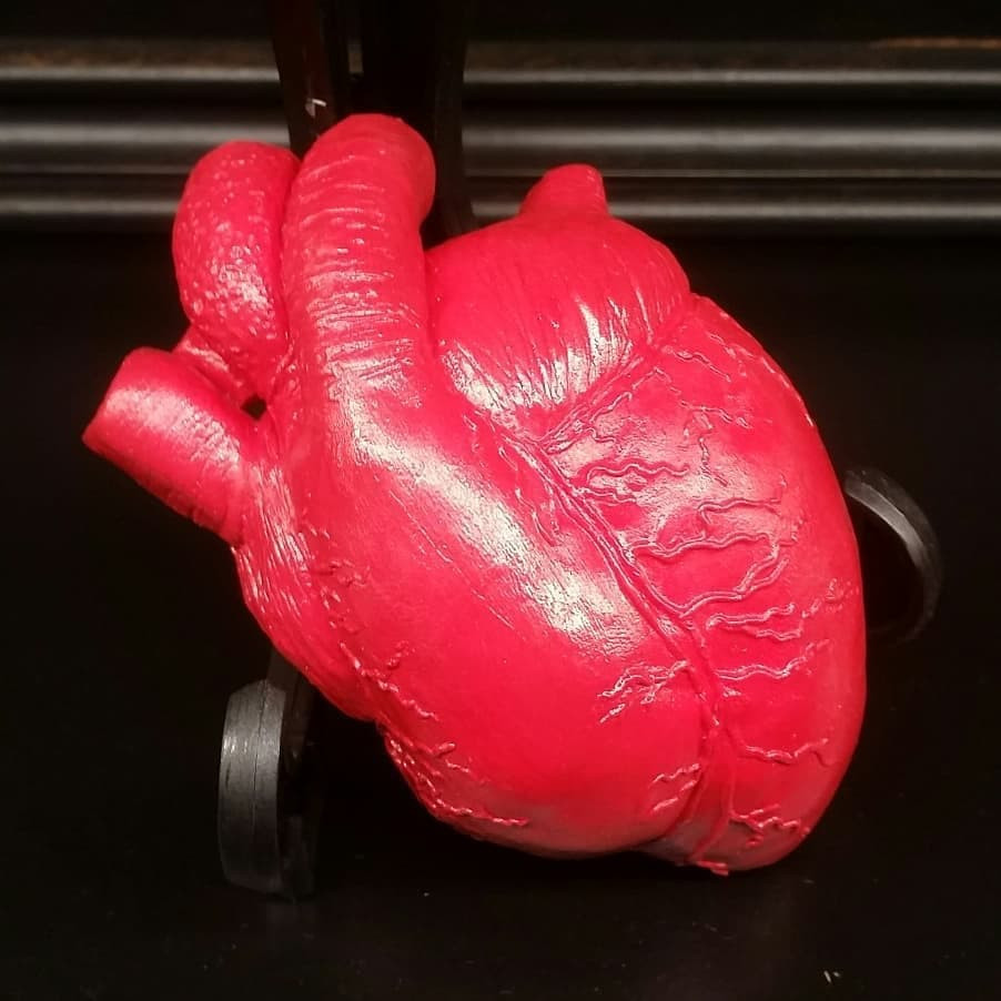 Heavy heart III