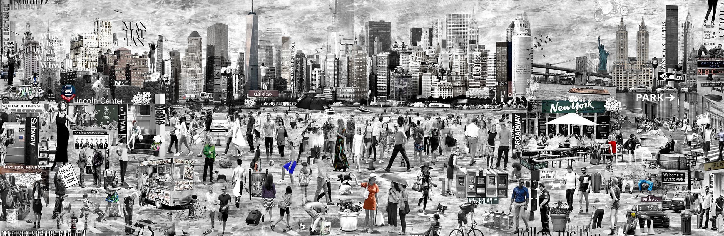 New York Synchronicity