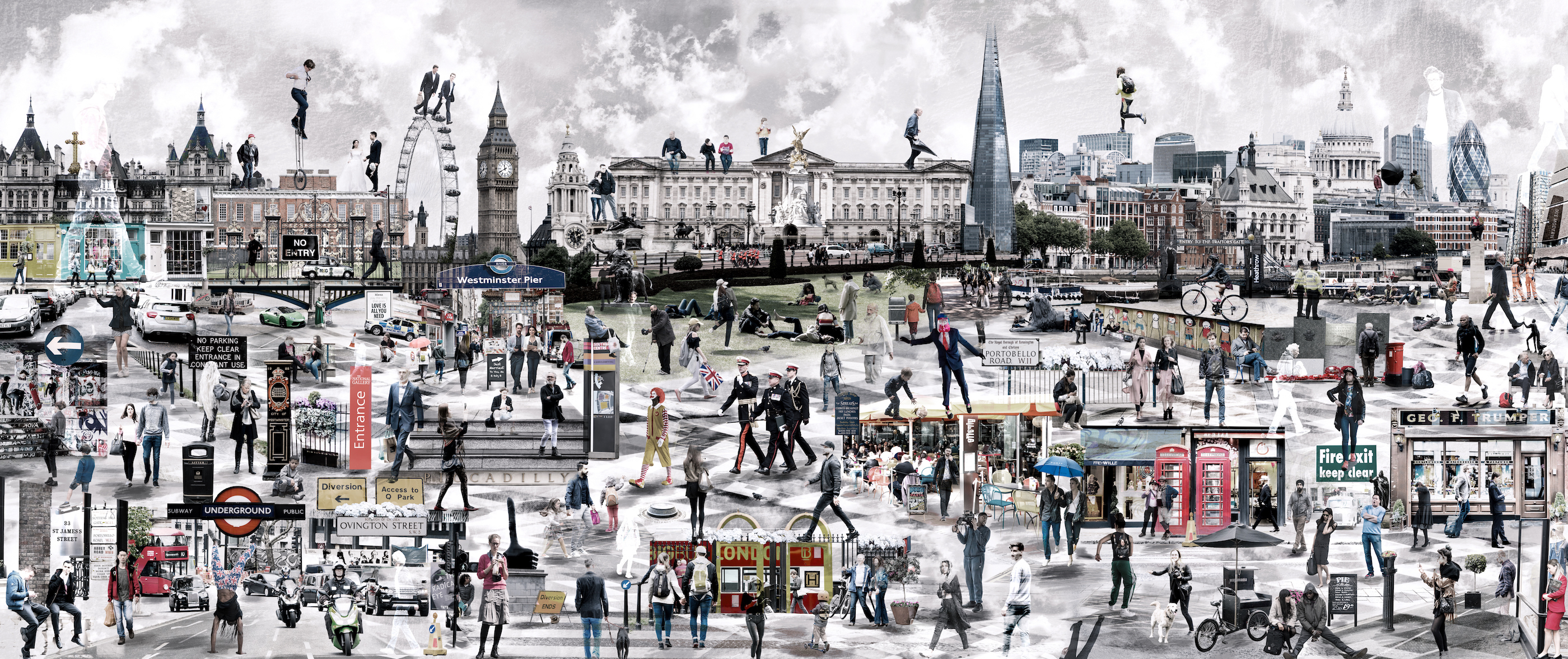 """London Synchronicity"""
