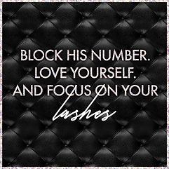 Block his number. love yourself. and foc