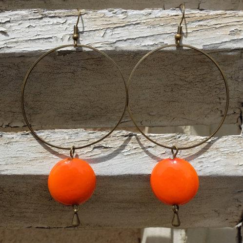 Boucles Aude Orange