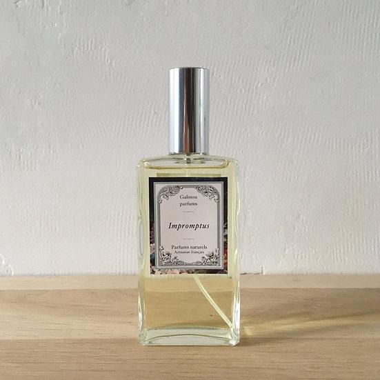 Parfum d'intérieur Impromptus - 100 ml