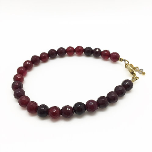Bracelet or Fuschia