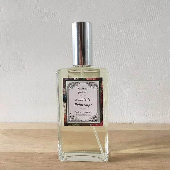 Parfum d'intérieur Sonate Le Printemps - 100 ml