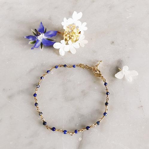 Bracelet Baudoin Lapis