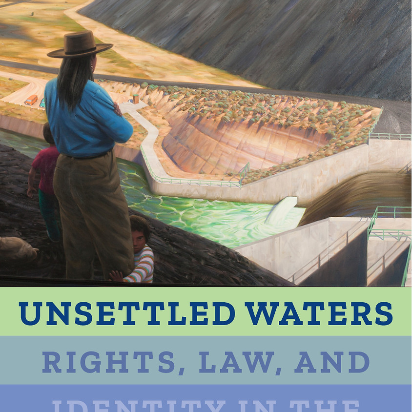 Unsettled Waters - A Conversation with Eric Perramond
