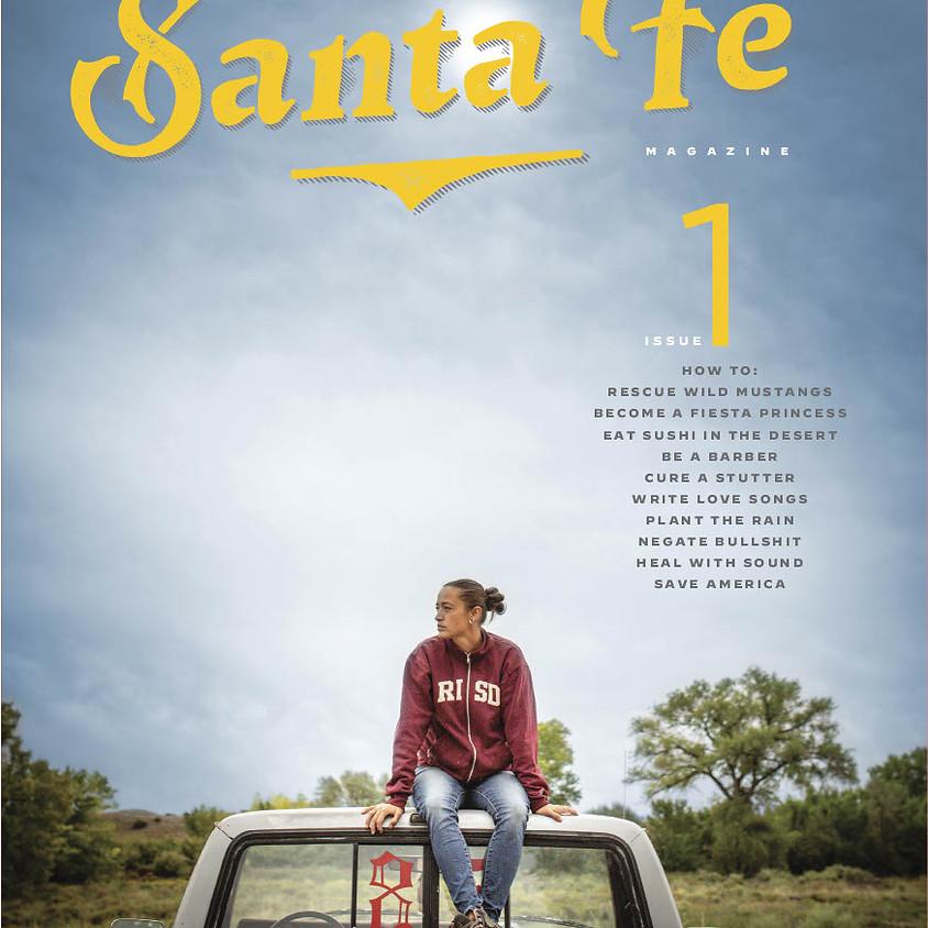 Santa Fe Magazine Sneak Preview Event - On the Portal