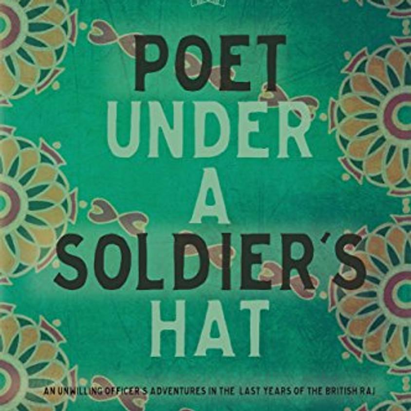Poet Under a Soldier's Hat