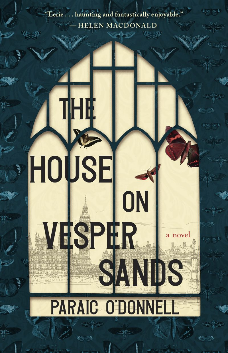 The House on Vesper Sands By: Paraic O'Donnell