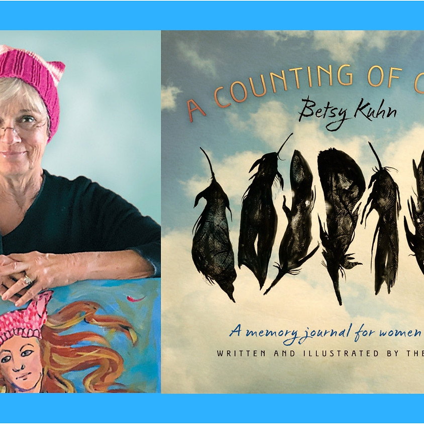 Betsy Kuhn - A Counting of Crows
