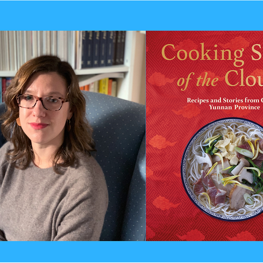 Georgia Freedman - Cooking South of the Clouds