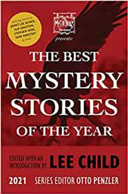 The Best Mystery Stories of the Year