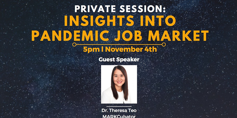 Private Session: Insights into Pandemic Job Market