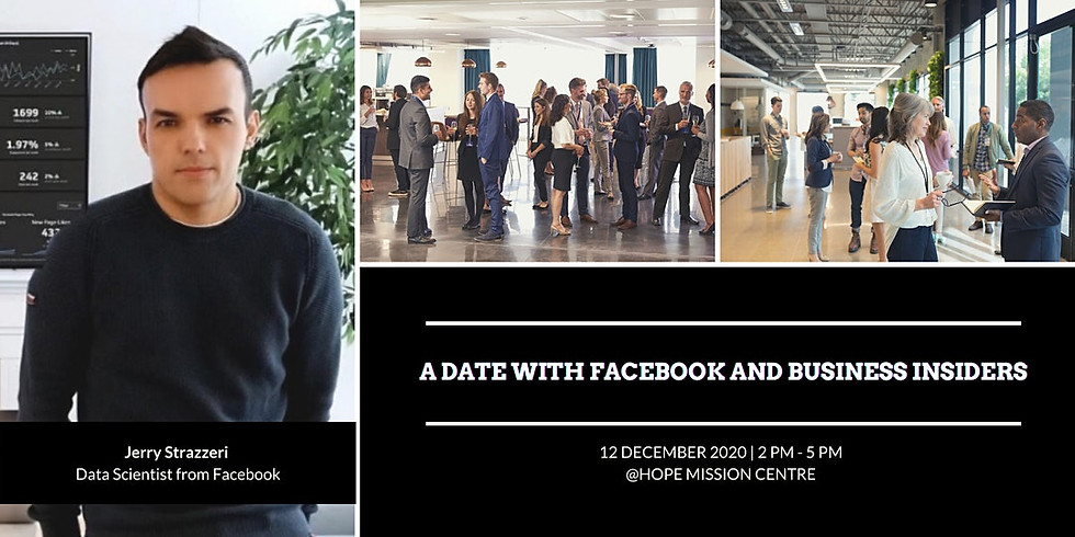 A Date with Facebook & Business Insiders
