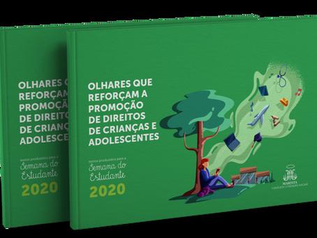 Rede Marista lança e-book sobre direito de crianças, adolescentes e jovens
