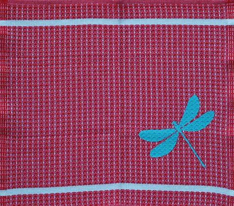 SchmierLappen rot Libelle