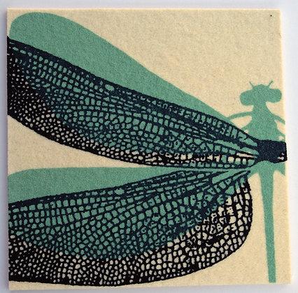 UnterTan rohweiss Libelle