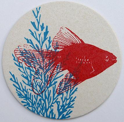 GlasTräger Goldfisch