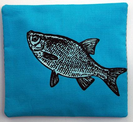 BeulenTröster türkis Fisch
