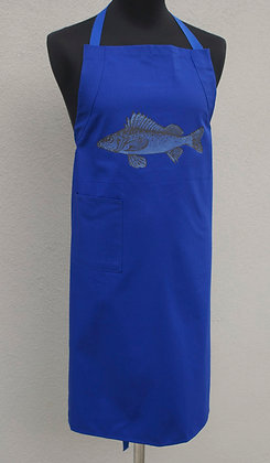VorHänger blau Fisch