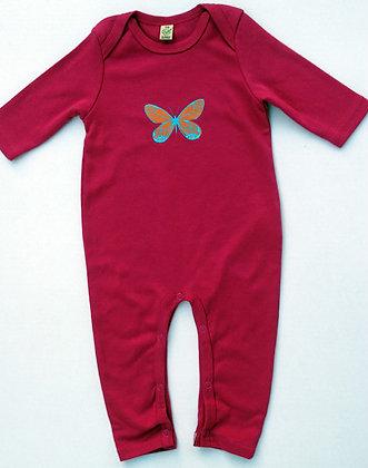 SiebenSchläfer pink Schmetterling