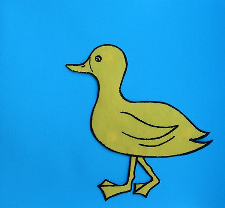 DraufGänger Ente