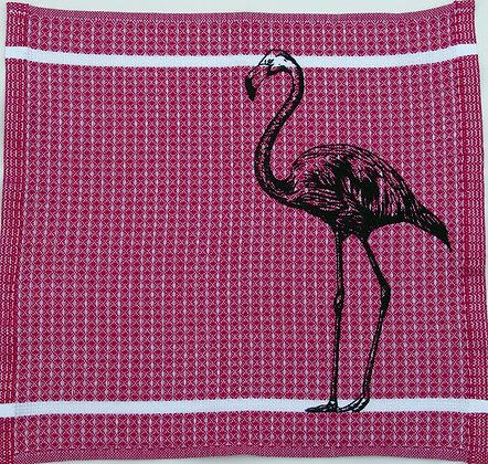 SchmierLappen pink Flamingo