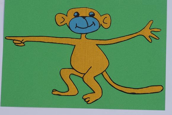 DraufGänger Affe