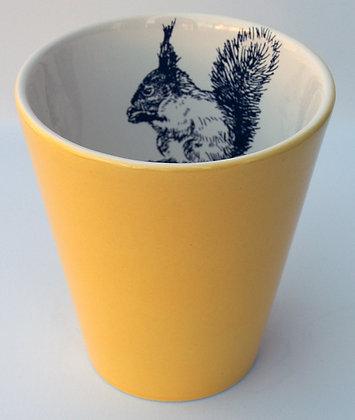TafelFreude Tasse Eichhörnchen