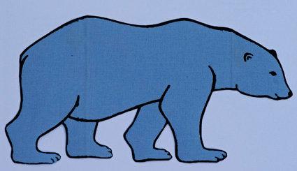 DraufGänger Eisbär