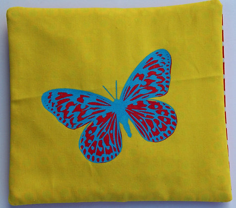 BeulenTröster gelb Schmetterling