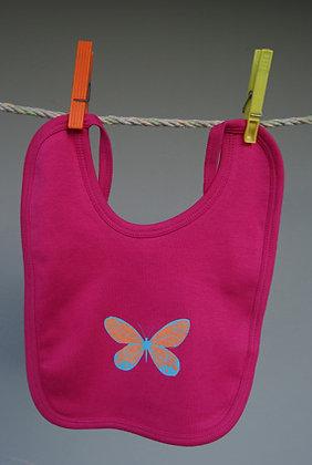 OhaLätz pink Schmetterling