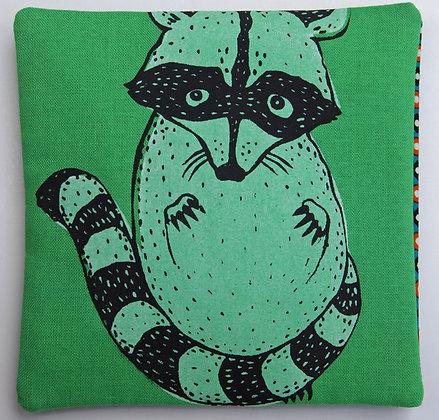 BeulenTröster grün Waschbär