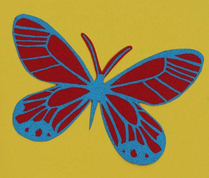 DraufGänger Schmetterling