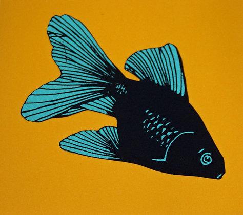 DraufGänger Goldfisch