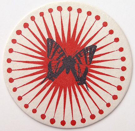 GlasTräger Schmetterling