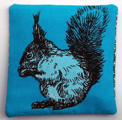BeulenTröster türkis Eichhörnchen