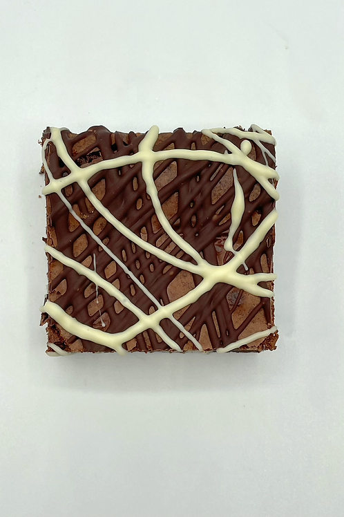 White Chocolate Brownie Selection Box