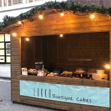 Hatton Gardens Christmas Market (2019)