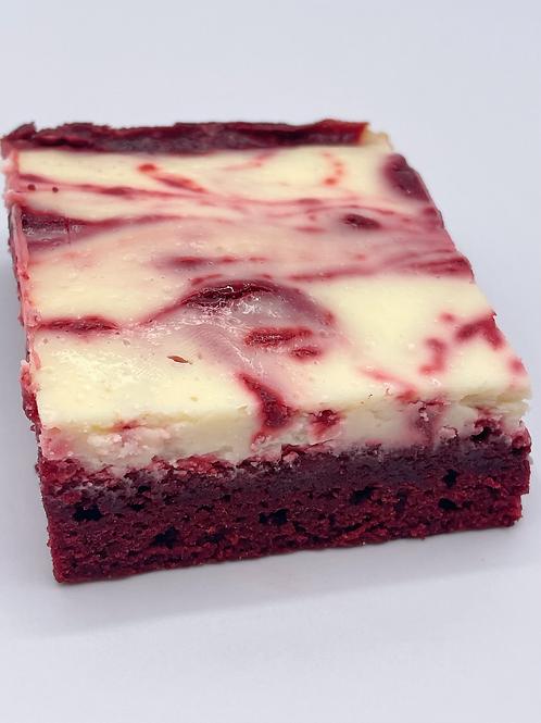 Red Velvet Brownie Selection Box