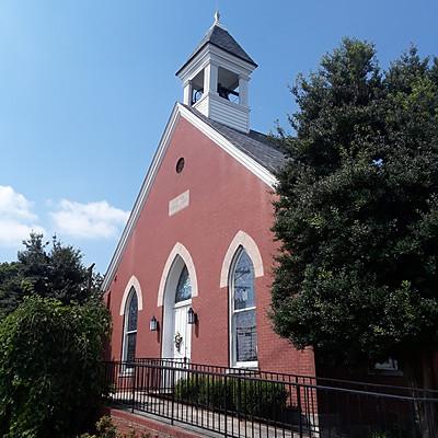 Cooper Memorial Church photo album