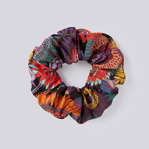SCRUNCHIES SUNFLOWER  - Elastico per capelli