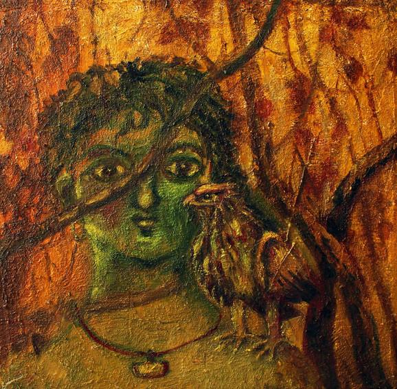 Spirit | Acrylic on canvas
