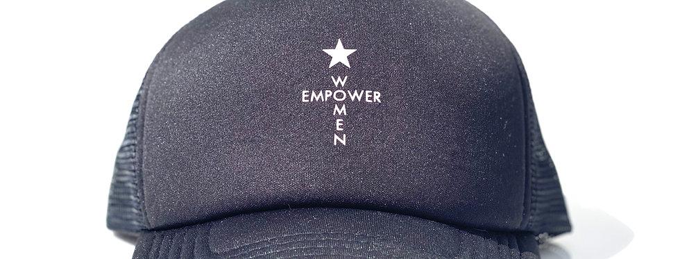 'EMPOWER WOMEN' TRUCKER HAT